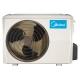 Инверторен касетъчен климатик Midea MCA3-18FN1D0