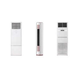 Midea floor standing air conditioners