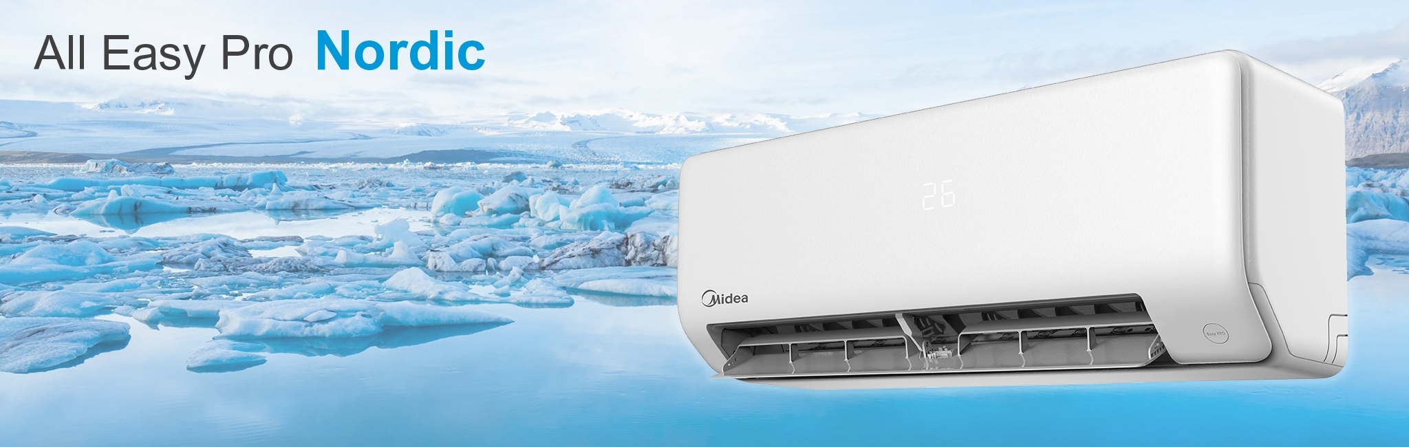Choose All Easy Pro Nordic air conditioners for your house.