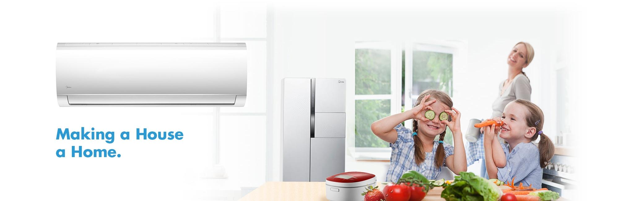 Midea MSMABU-12HRDN1 Blanc inverter air conditioner