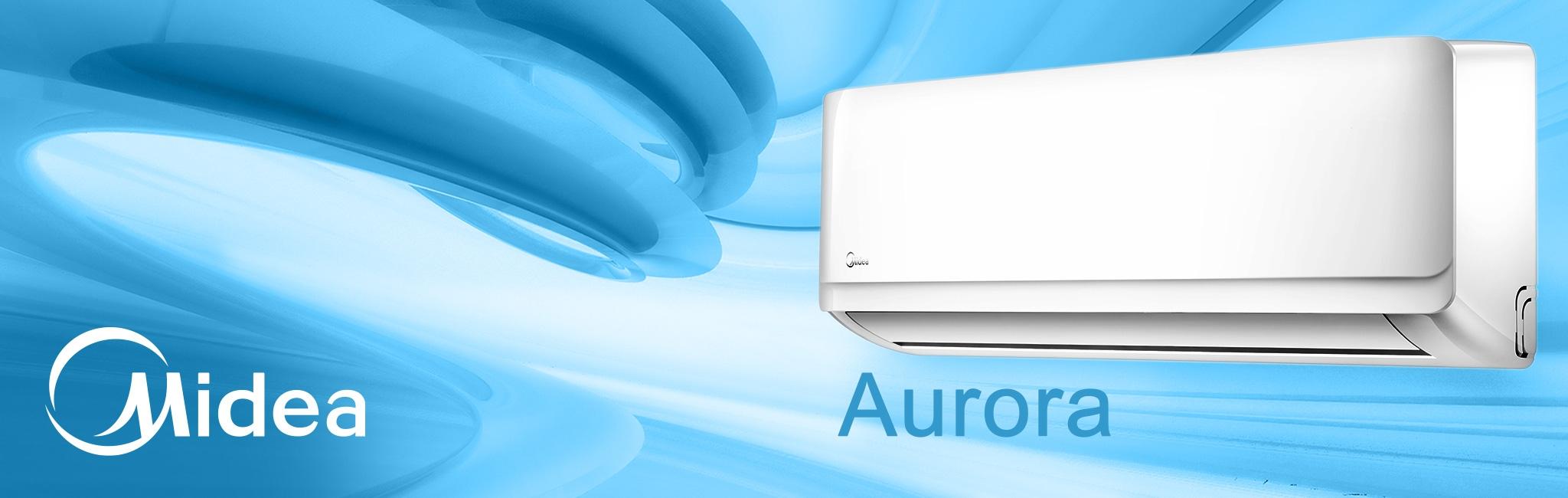 Изберете инверторни климатици Aurora за климатизация на вашия дом.